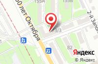 Схема проезда до компании Центр копирования и печати в Курске