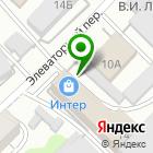 Местоположение компании СтройГарантМонтаж