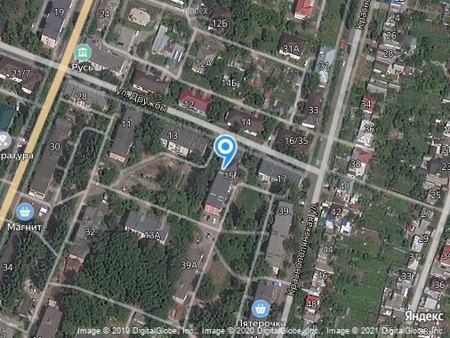 Продам 1-комнатную квартиру, 31 м², Курск, улица Дружбы, 15