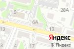 Схема проезда до компании Магазин белорусской косметики в Курске