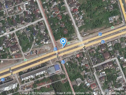 Сдаем машиноместо, Курск, улица Бойцов 9-й Дивизии, 179