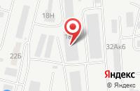 Схема проезда до компании Вают в Курске