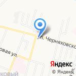 Магазин промтоваров на карте Курска