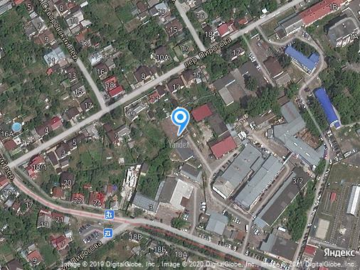 Сдается земля промышленного назначения, Курск, улица Пирогова, 3