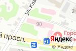 Схема проезда до компании Харківська міська лікарня №3 в Харькове