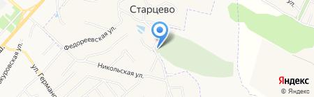 Храм Святого Николая Чудотворца Мир Ликийских на карте Хардиково