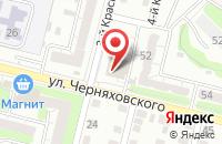 Схема проезда до компании Пчелиный рай в Воронеже