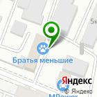 Местоположение компании Вип проект