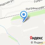 ФосАгро-Курск на карте Курска