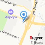 Мировые судьи Сеймского округа г. Курска на карте Курска