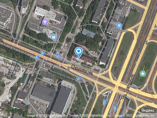 Сдается 2-комнатная квартира, 45 м², Курск, улица Сумская, 3