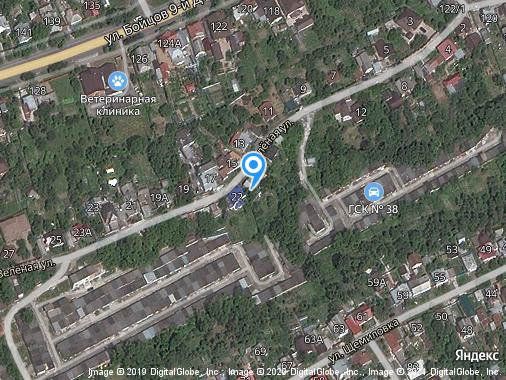 Сдается дом, 60 м², Курск, Зеленая улица, 20