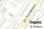 Схема проезда до компании Мастер Грез в Харькове