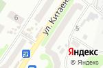 Схема проезда до компании Валиулов А.В., ЧП в Харькове