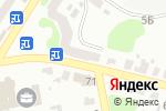 Схема проезда до компании Абрикос в Харькове
