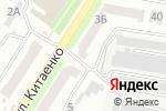 Схема проезда до компании Нотариус Шеметова О.В. в Харькове