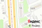 Схема проезда до компании Магазин продуктов в Курске