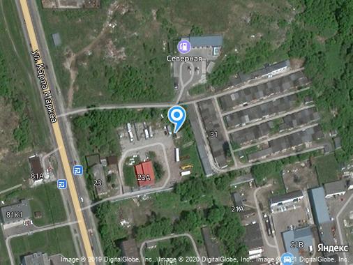 Продам гараж, 30 м², Курск, проспект Анатолия Дериглазова