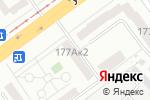 Схема проезда до компании Импровиз в Харькове