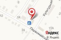 Схема проезда до компании Хардиковский сельский дом культуры в Хардиково