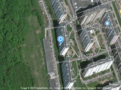 Продаем 1-комнатную квартиру, 38 м², Курск, проспект Победы, 40