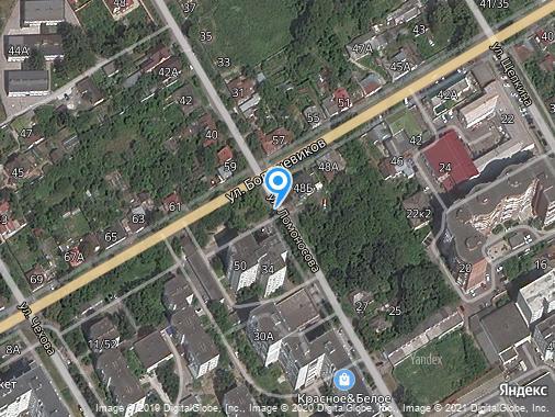 Сдаем гараж, Курск, улица Ломоносова
