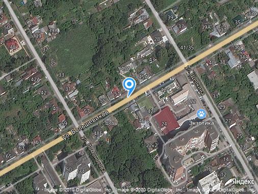 Продаем 1-комнатную квартиру, 41 м², Курск, улица Большевиков