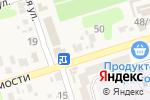 Схема проезда до компании Киоск по продаже печатной продукции в Покотиловке