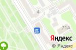 Схема проезда до компании Многофункциональный центр предоставления государственных и муниципальных услуг г. Курска в Курске