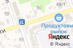 Схема проезда до компании Городская молочная фабрика-кухня детского питания, КП в Покотиловке