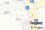 Схема проезда до компании Почтовое отделение №524 в Рышково