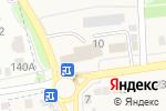 Схема проезда до компании Магнит в Рышково