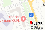 Схема проезда до компании Женский магазин в Курске