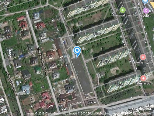 Продам машиноместо, Курск, улица Дальние Парки