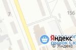 Схема проезда до компании Острів Скарбів в Харькове