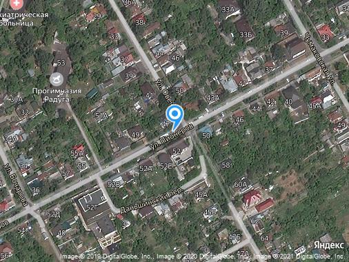 Сдаем дом, 48 м², Курск, улица Пионеров
