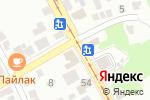 Схема проезда до компании Прометей в Курске