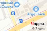 Схема проезда до компании Стопка в Харькове