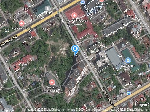 Сдается дом, 30 м², Курск, Дружининская улица, 1