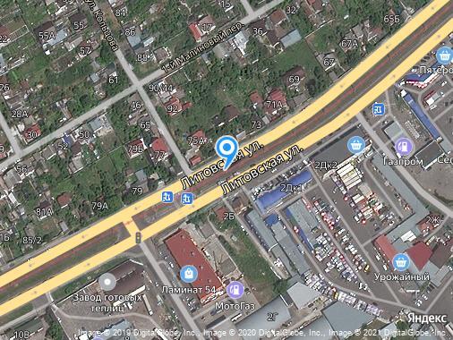 Продам землю с/х назначения, Курск, Литовская улица