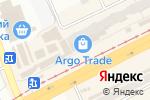 Схема проезда до компании Maxi-comp в Харькове