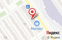 Схема проезда до компании Александра в Калуге