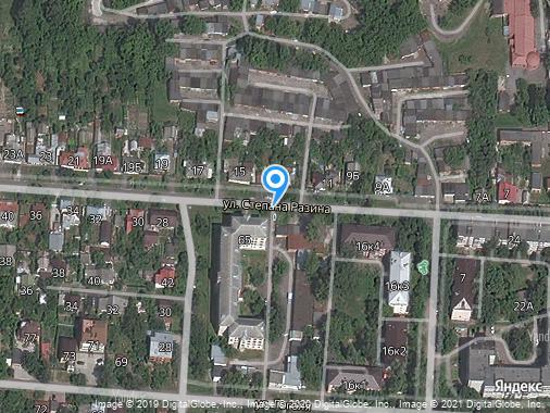 Аренда 2-комнатной квартиры, 50 м², Курск, разина