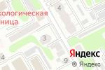 Схема проезда до компании Мастерская улыбок в Курске