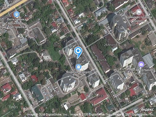 Продаю 1-комнатную квартиру, 40 м², Курск, улица Дружининская, 29