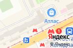 Схема проезда до компании Playphone в Харькове