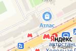Схема проезда до компании Мега Аптека в Харькове
