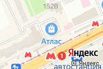Схема проезда до компании UniCredit Bank в Харькове