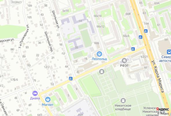 купить квартиру в ЖК по ул.Школьная, 1Д