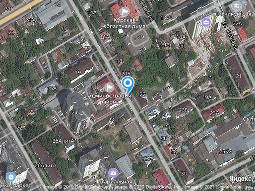 Аренда гаража, Курск, улица Белинского